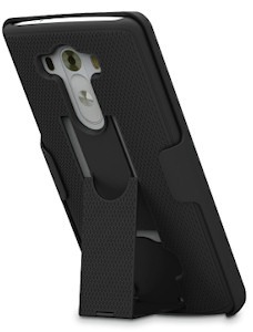 Puregear case with Kickstand and Holster for LG