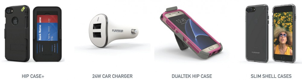 Puregear Accessories