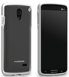 Slim Shell Case for LG Lucid 3
