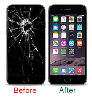 iphone repair. iphone battery replacement; screen repair/ replacement iphone repair s